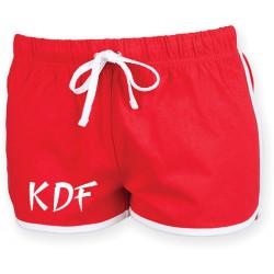 Short coton femme KDF