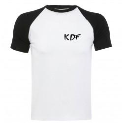 T-shirt bicolore KDF
