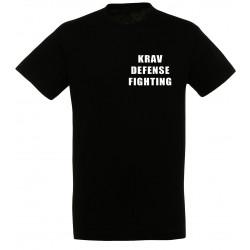 T-shirt adulte Krav Defense...